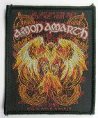 Amon Amarth - 'Phoenix' Woven Patch
